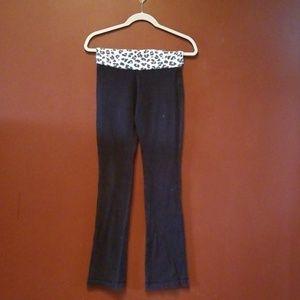 Pants - Flare legged yoga pant (K07)